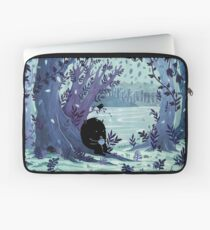 A Quiet Spot of Tea Laptop Sleeve