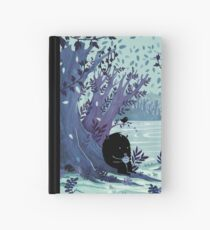 A Quiet Spot of Tea Hardcover Journal