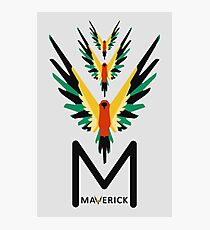 Maverick Photographic Print