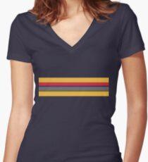 Thirteen Women's Fitted V-Neck T-Shirt