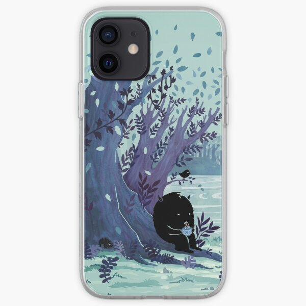 A Quiet Spot of Tea iPhone Soft Case