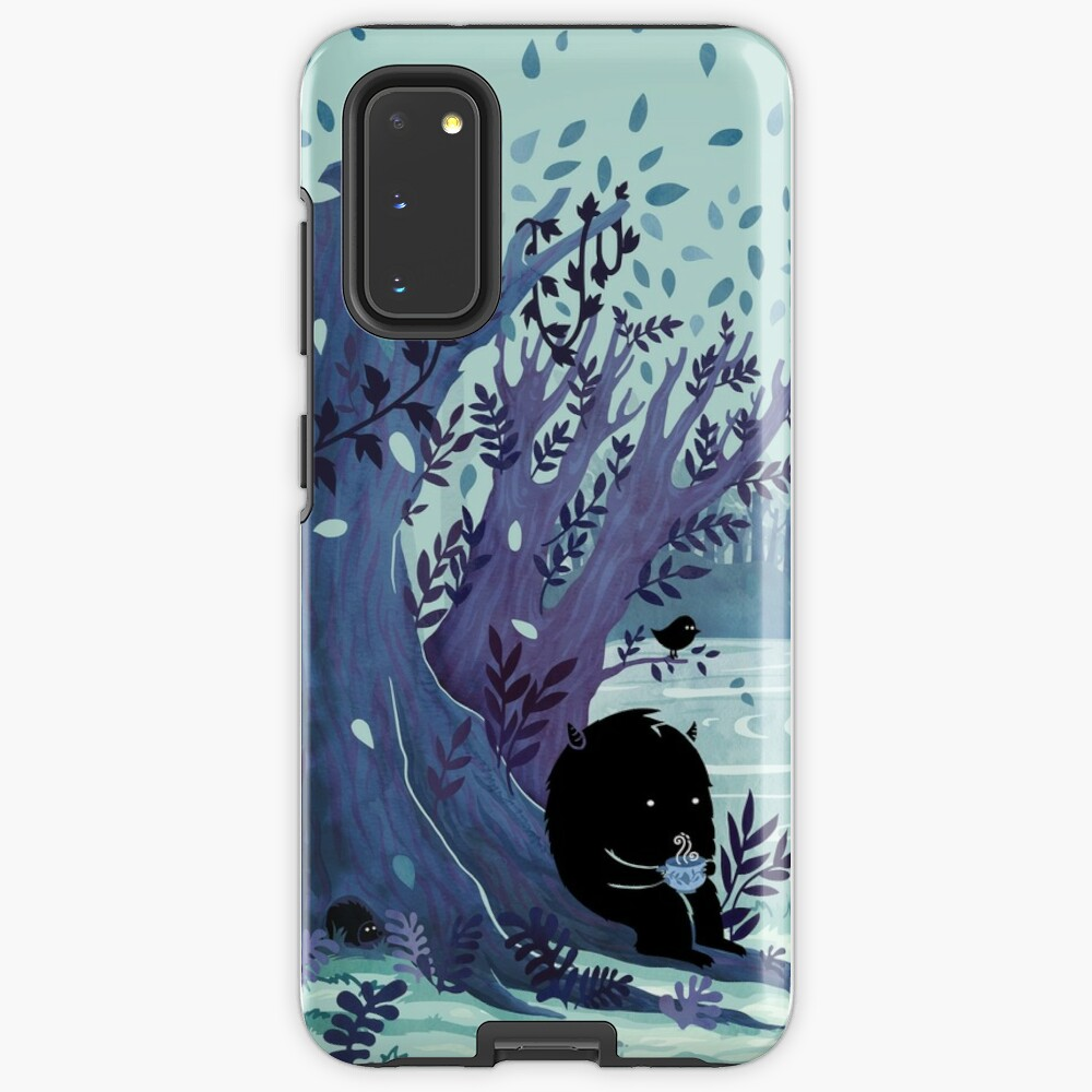 A Quiet Spot of Tea Case & Skin for Samsung Galaxy