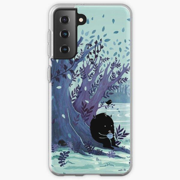 A Quiet Spot of Tea Samsung Galaxy Soft Case