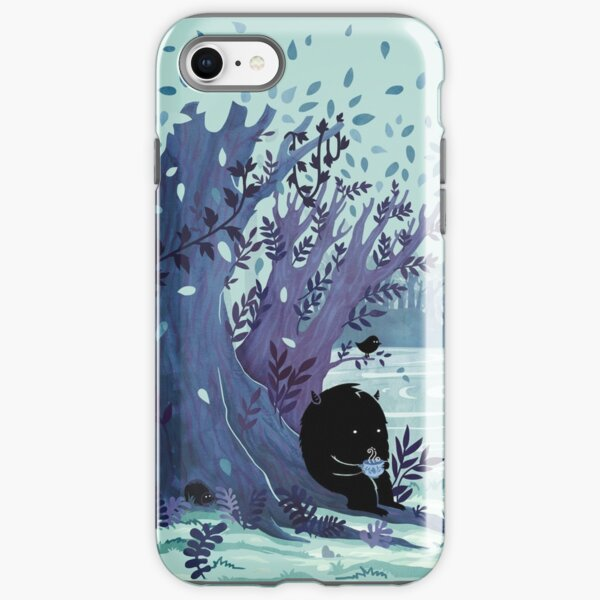 A Quiet Spot of Tea iPhone Tough Case