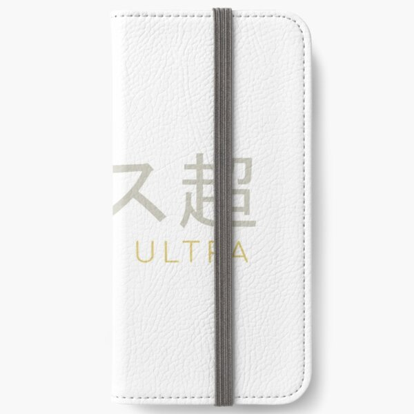 Plus Ultra - MHA Fundas tarjetero para iPhone