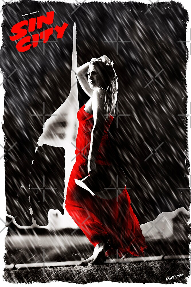 Sin City Tribute by MarkYoung