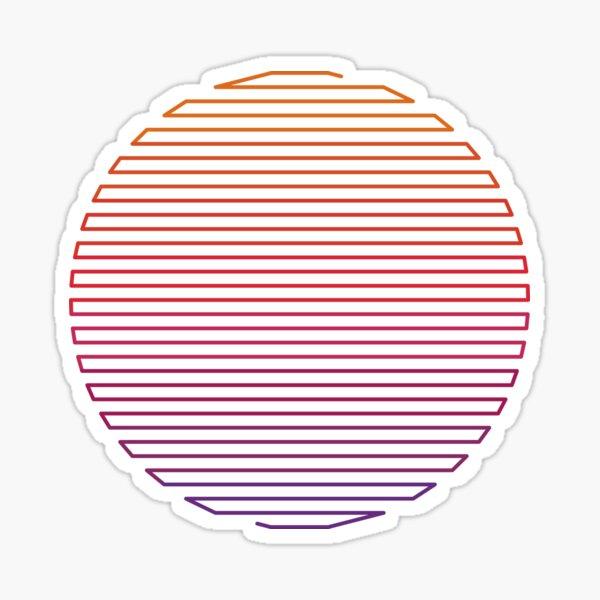 Linear Light Sticker