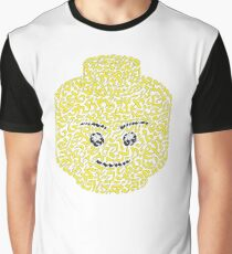 Lego Face Graphic T-Shirt