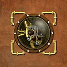 Steampunk Mechanical Heart by Packrat