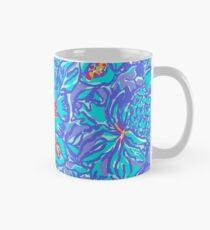 lily pulitzer print Mug