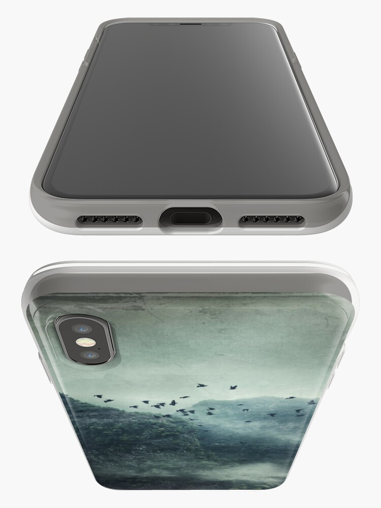 Alternate view of Misty Mountains Vol. X iPhone Case & Cover