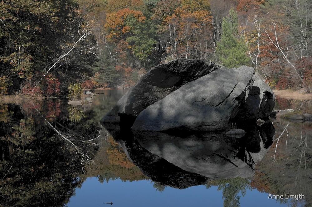 Split Rock by Anne Smyth