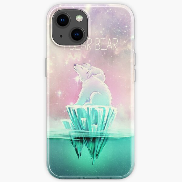 Polar Bears iPhone Soft Case