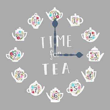 Time for tea 2017 by stamptout