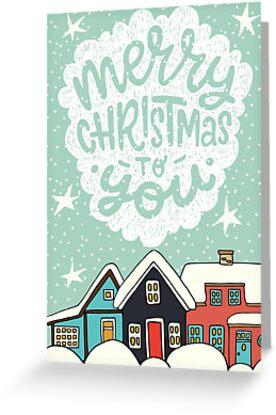 Merry Christmas To You by TashaNatasha