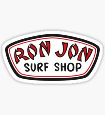 Ron Jon Surf Shop Sticker