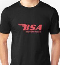 Bsa Motorcycles Merchandise T-Shirt