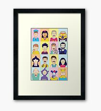 After School Club Framed Print