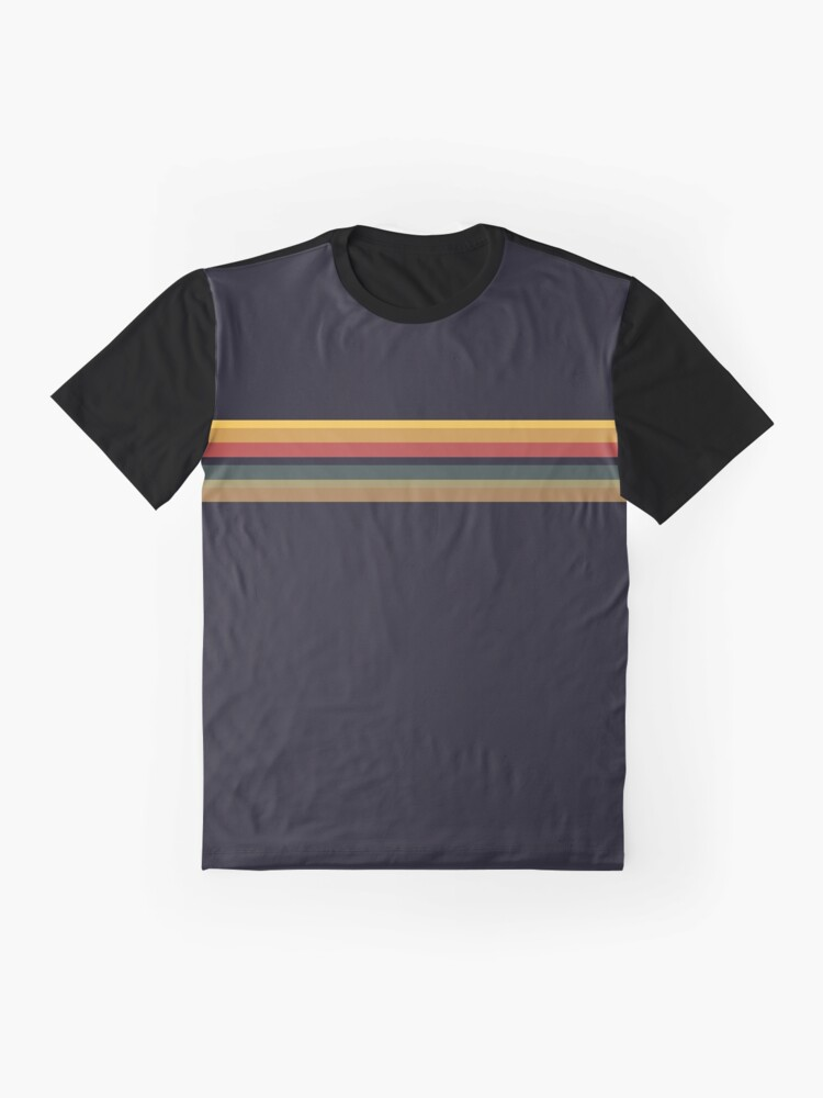 T-shirt graphique ''Whittaker Rainbow Haut': autre vue