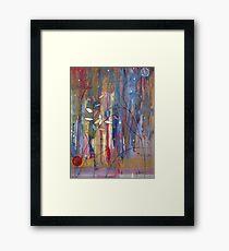 Tres Jolie Framed Print