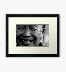 Beijing - Chinese joy. Framed Print