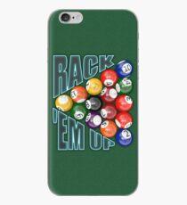 Rack Em Up iPhone Case