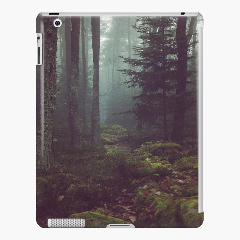 Waldnacht iPad-Hülle & Skin