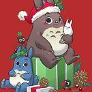 Nachbar Weihnachten von dooomcat
