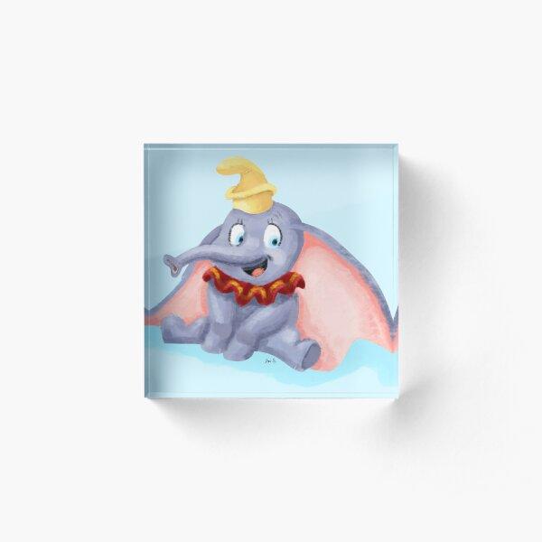 Dumbo Acrylic Block