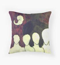 THE CHILDREN Throw Pillow