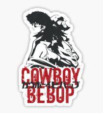 Cowboy Bebop Sticker