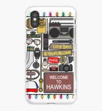 Stranger Things Prop Flatlay iPhone Case