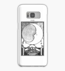 The Moon Tarot Card Samsung Galaxy Case/Skin
