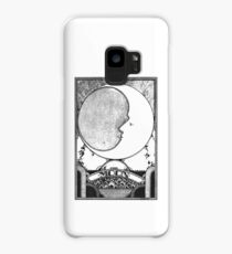 The Moon Tarot Card Case/Skin for Samsung Galaxy