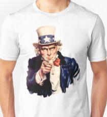 Uncle Sam Unisex T-Shirt