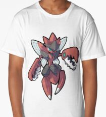 Mega Scizor Long T-Shirt