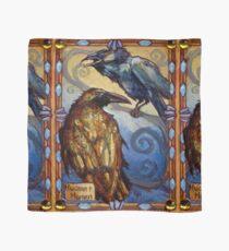 Ravens of Odin, Huginn & Muninn Scarf