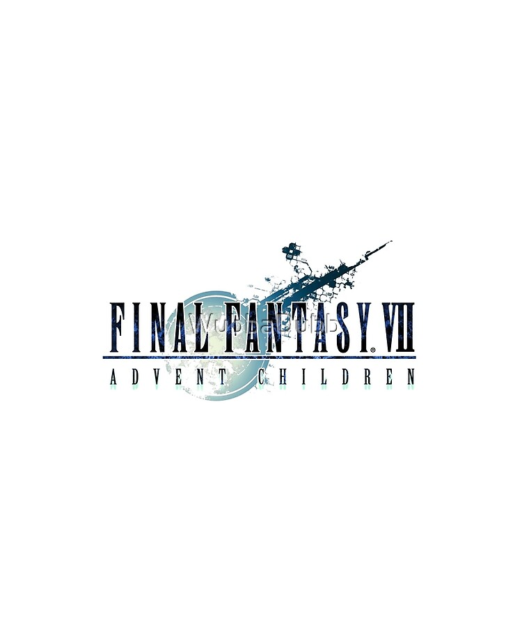 Final Fantasy Final Fantasy Vii Advent Children Ipad Case Skin