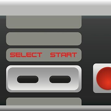 Nes Controller by Kelly12345