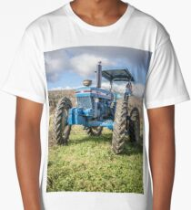 Vintage Ford Tractor Long T-Shirt