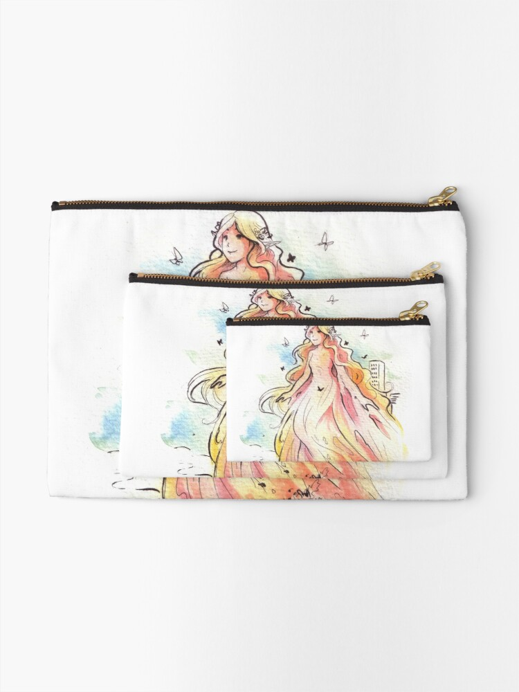 Alternate view of The Gigantic Fairy Zipper Pouch