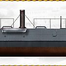 CSS Savannah by TheCollectioner