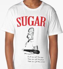 Cartoon Collab Brand Long T-Shirt