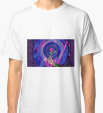 rose beauty and the beast Classic T-Shirt