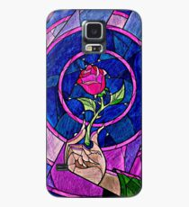 rose beauty and the beast Case/Skin for Samsung Galaxy