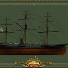 CSS Shenandoah by TheCollectioner