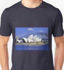 Sydney Opera House and Harbour Bridge T-Shirt