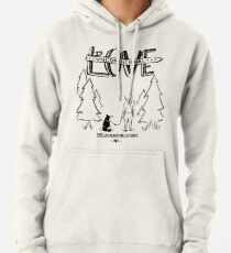 Dog Lovers With Style Pullover Hoodie