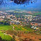 Kiryat Shmona, Israel by Eyal Nahmias