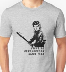 Steve Fighting (Stranger Things) Unisex T-Shirt